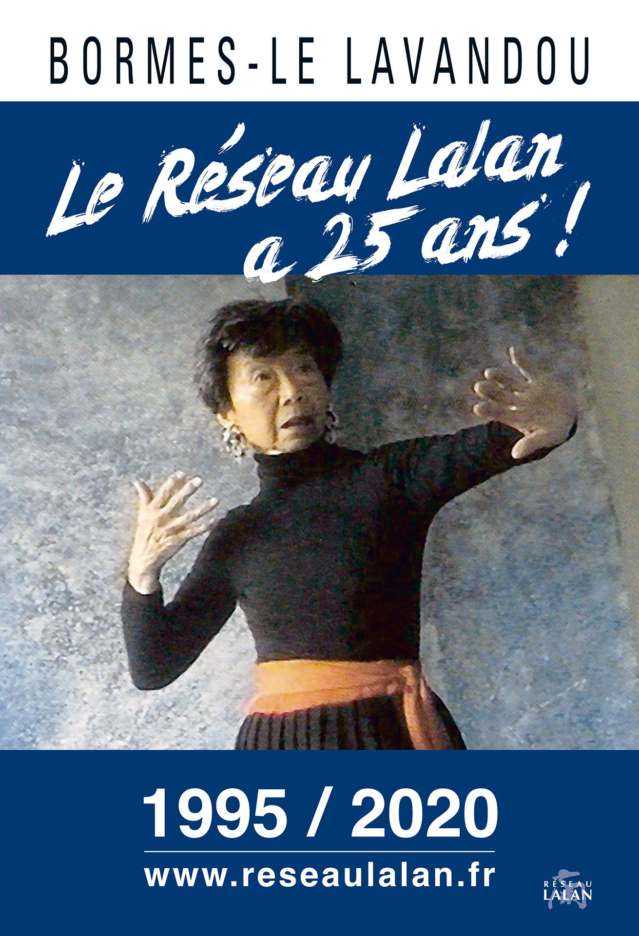 Le Réseau Lalan a 25 ans !
